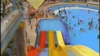 東京サマーランドのページ。Tokyo Summerland & Water Park 1995.mov