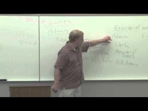Missouri Government and Politics: Lecture 16 - Local Government