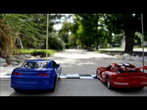 The Greatest R/C Car Race Ever
