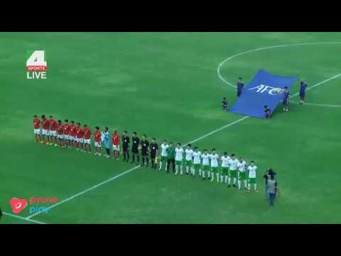 Myanmar Vs Macau (First Half) 2019 AFC Asian Cup Qualification (Third Round)