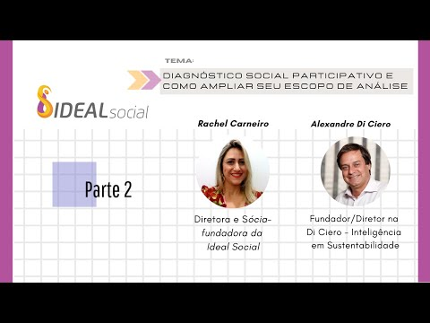 Diagnóstico social participativo - amplie seu escopo de análise I Parte 2