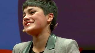 Poesia por todas partes | Amanda Granda | TEDxYouth@Valladolid
