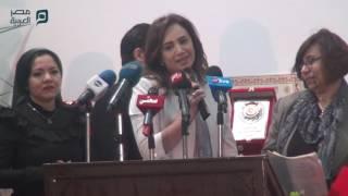 مصر العربية |   رشا نبيل: الطبيب ركن أساسي في توفير الرعاية الصحية