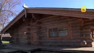 видео Выставка о деревянном зодчестве