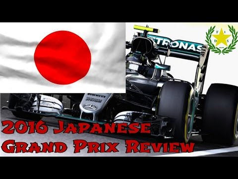 2016 Japanese Grand Prix review