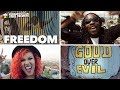 Download Honey Larochelle feat. Chuck Fenda - Freedom [Official  2017] MP3 song and Music Video