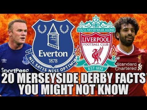 20 Facts About The Merseyside Derby You Might Not Know