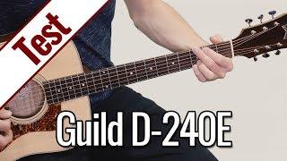 Guild D-240E | Gitarrentest