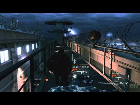 Metal Gear Solid 5: Ground Zeroes Walkthrough - Deja Vu Exclusive Mission