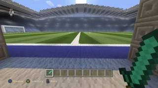 Minecraft manchester city stadium