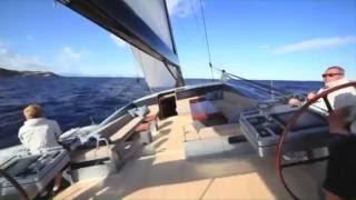 Randall Burg presents: Super Yacht 42.6m #carbonfiber Sarissa
