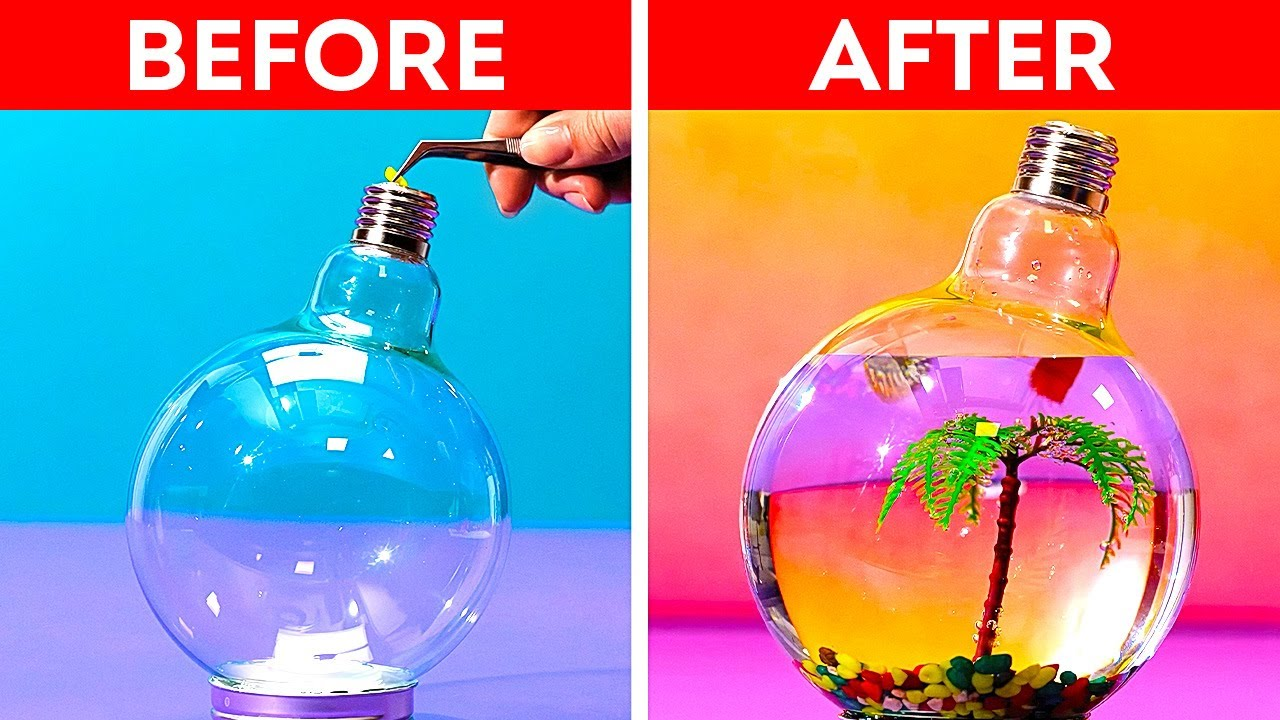 New Ways to Turn Everyday Things Into Precious Crafts || Amazing Decor Projects For Your Home!