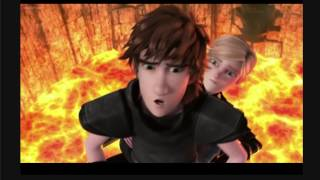 """Dragons Race to the Edge! ,,The Lava Problem"""""""