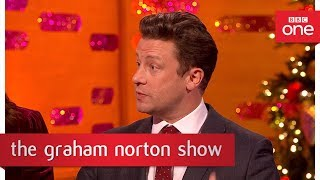 Will Smith tries Jamie Oliver's Christmas Negroni - The Graham Norton Show: 2017 - BBC One