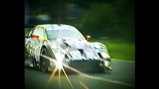 The monstrous LISTER STORM V12 : incredible noise