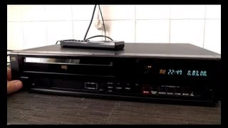 Fisher FVH-P200DK VCR