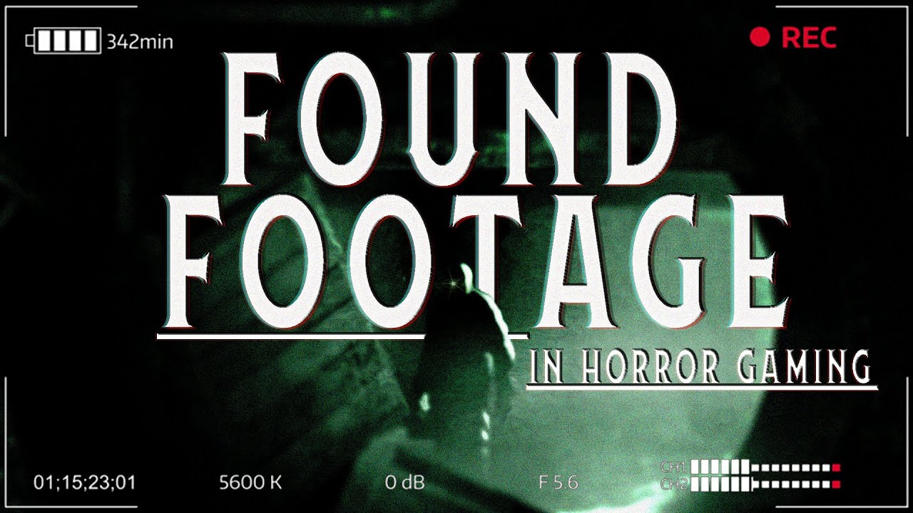 Found Footage In Horror Gaming
