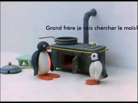 Pingu Episode Popcorns En Français Parodie