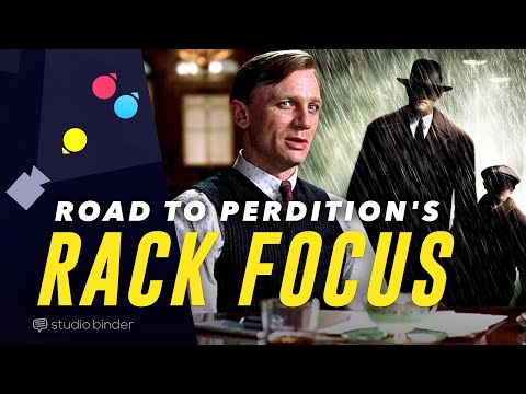 Road to Perdition — How Sam Mendes Tells a Complete Story in ONE Shot