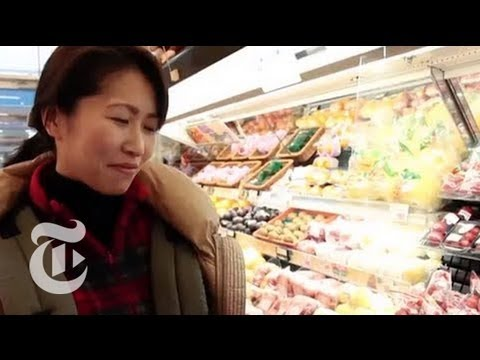Portrait of Mistrust: Food Fears in Japan | Op-Docs | The Ne