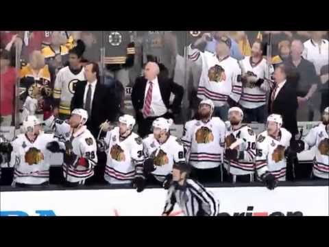 Chicago Blackhawks 2013 Look-Back Montage Video!