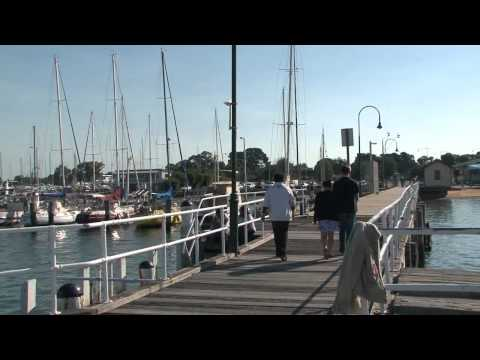 Hastings Pier, Mornington Peninsula, Sydney Melbourne Touring