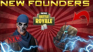 "*NEW* FOUNDER'S SKIN ""WARPAINT"" GAMEPLAY + SHOWCASE ! 