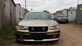 Nissan Expert Губа от Cruze за 500 рублей / Пиздатейший видок машины