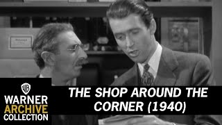 The Shop Around The Corner (1940) – The First Letter