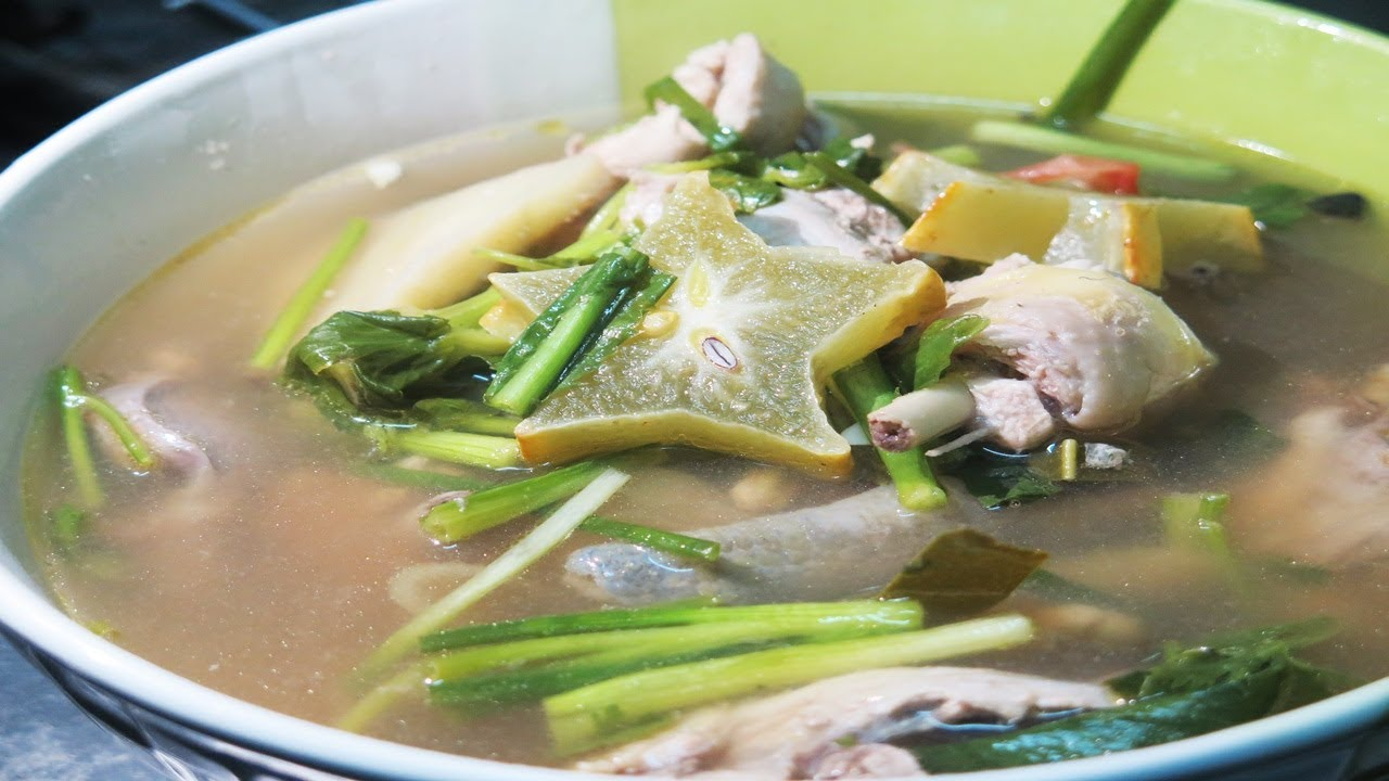 Chicken star fruit soup laos food recipes youtube chicken star fruit soup laos food recipes forumfinder Image collections