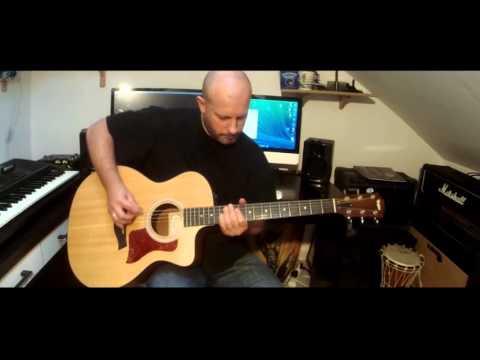 Tornado of Souls - Megadeth (Acoustic Cover w/ Solo)