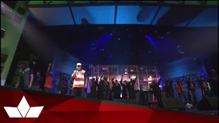 Racionais - Show VMB 2012 completo (Clipe Oficial - HD)