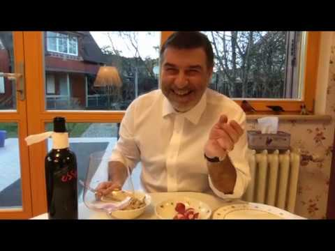 Ужин с Евгением Гришковцом. 3 апреля 2020 года