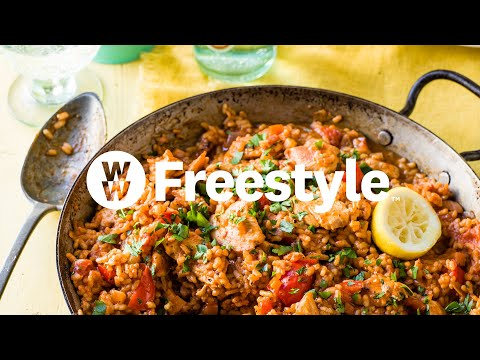 Chicken And Veg Paella | WW UK