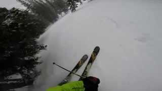 My first Gopro Movie Ski day at the Canyons Park City 2/20/14 Thumbnail