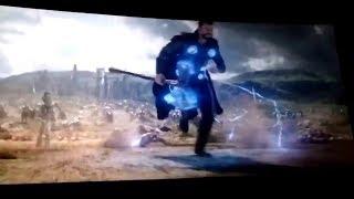 Thor Wakanda Entry | Audience Reaction | Avengers : Infinity War