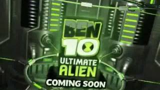 Cartoon Network Philippines - Ben 10: Ultimate Alien