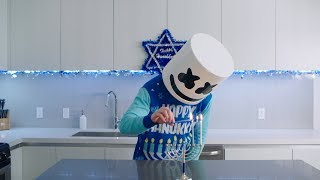 The Ultimate Potato Latkes Recipe (Hanukkah Edition) | Cooking with Marshmello