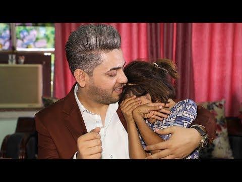 ملخص/ الطفلة اليتيمة فرح التي تخلى عنها الجميع بعد استشهاد والديها والان هي في امان #علي_عذاب thumbnail