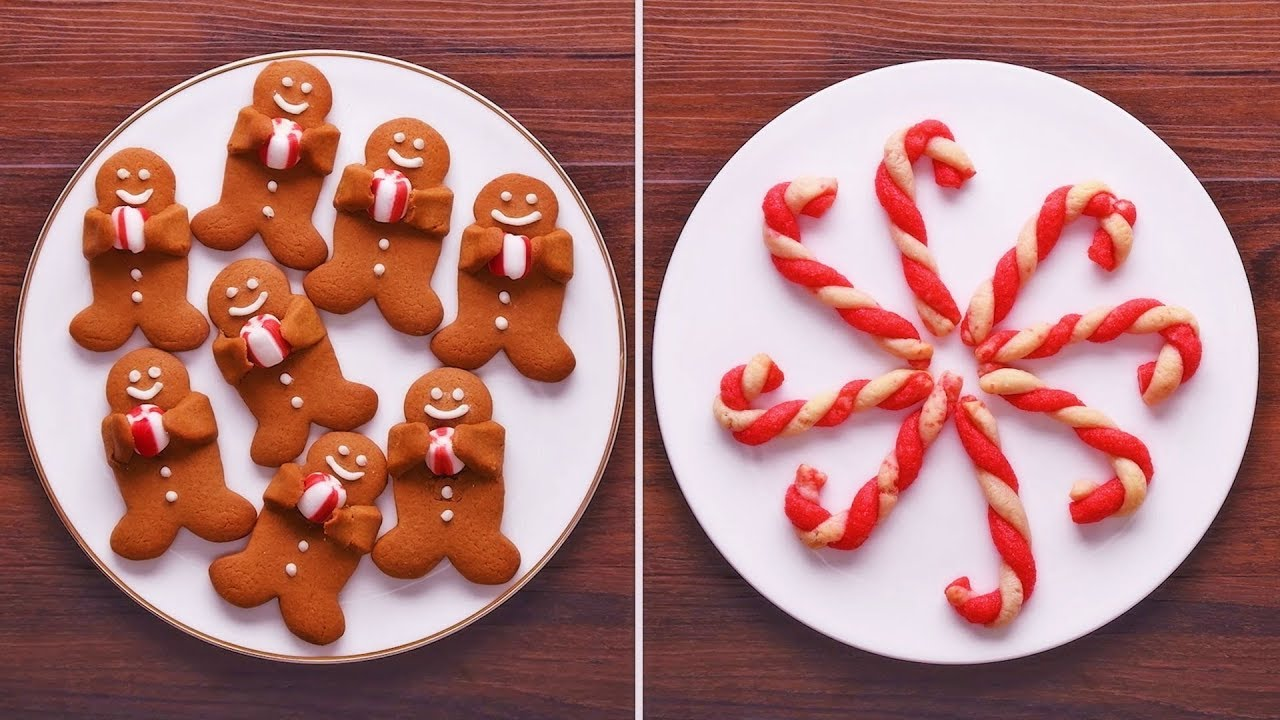 Christmas Cookies Yummy Diy Christmas Treats By So Yummy
