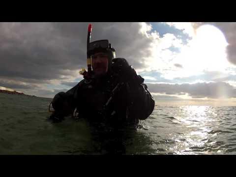 Diving Sejerø Denmark