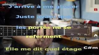 En apesanteur (V1 - Version pour chanteur/guitariste) - Calogero