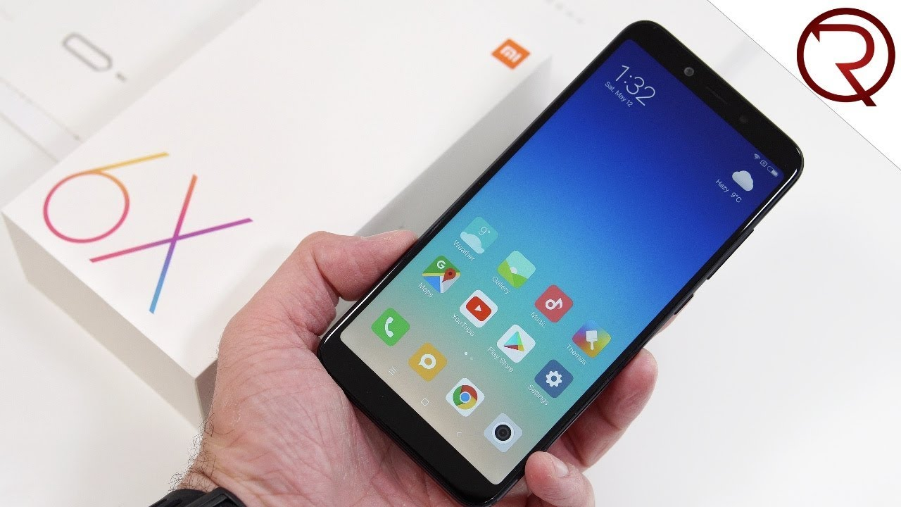 Xiaomi Mi 6X - Unpacking and Benchmark Results