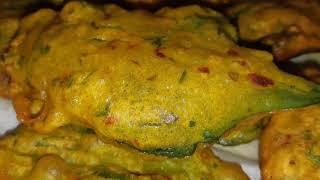 Palak ki pakodi l Ramadan recipes palak pakoda l snack recipe