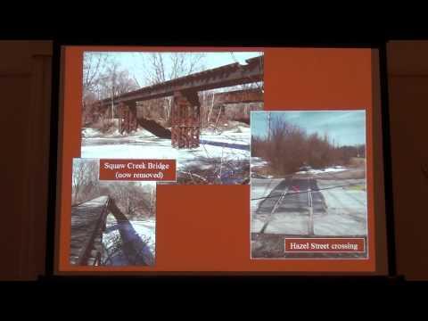 Fort Dodge Des Moines & Southern presentation by Bob Bourne 7/17/2012 (Part 2)