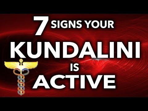 Kundalini Awakening:  (7  Signs Your KUNDALINI is ACTIVE)