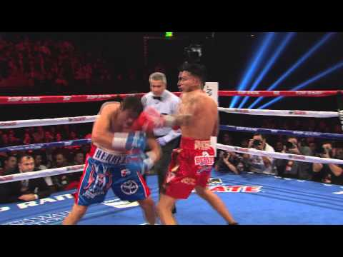 Mauricio Herrera vs Jose Benavidez Jr: HBO World Championship Boxing Highlights
