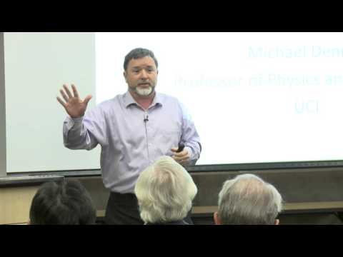 "Michael Dennin - ""The Intersection of Science and Faith"""