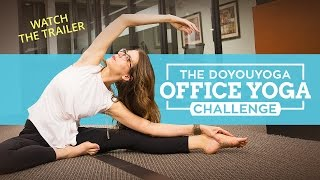 Office Yoga Challenge | Program Trailer