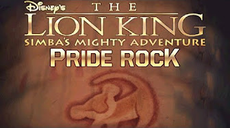 The Lion King Simba S Mighty Adventure Youtube